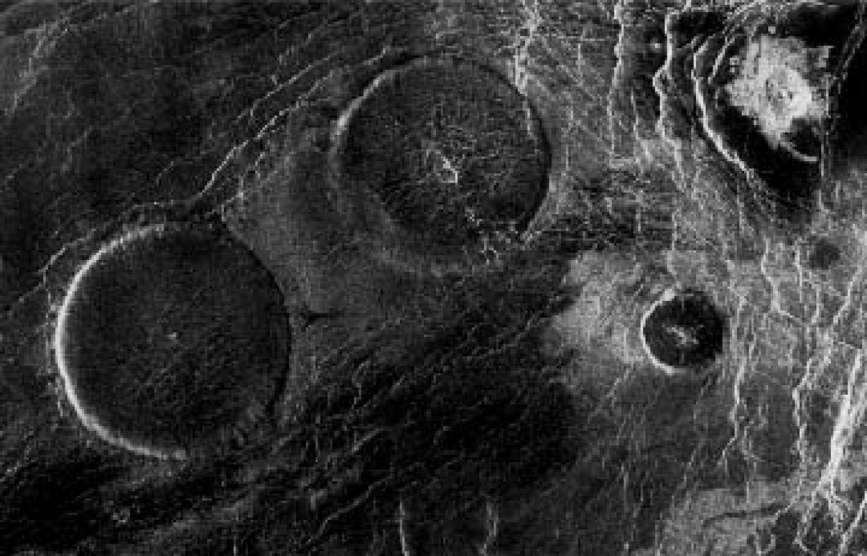 Составлен Топ-10 крупнейших вулканов Солнечной системы
