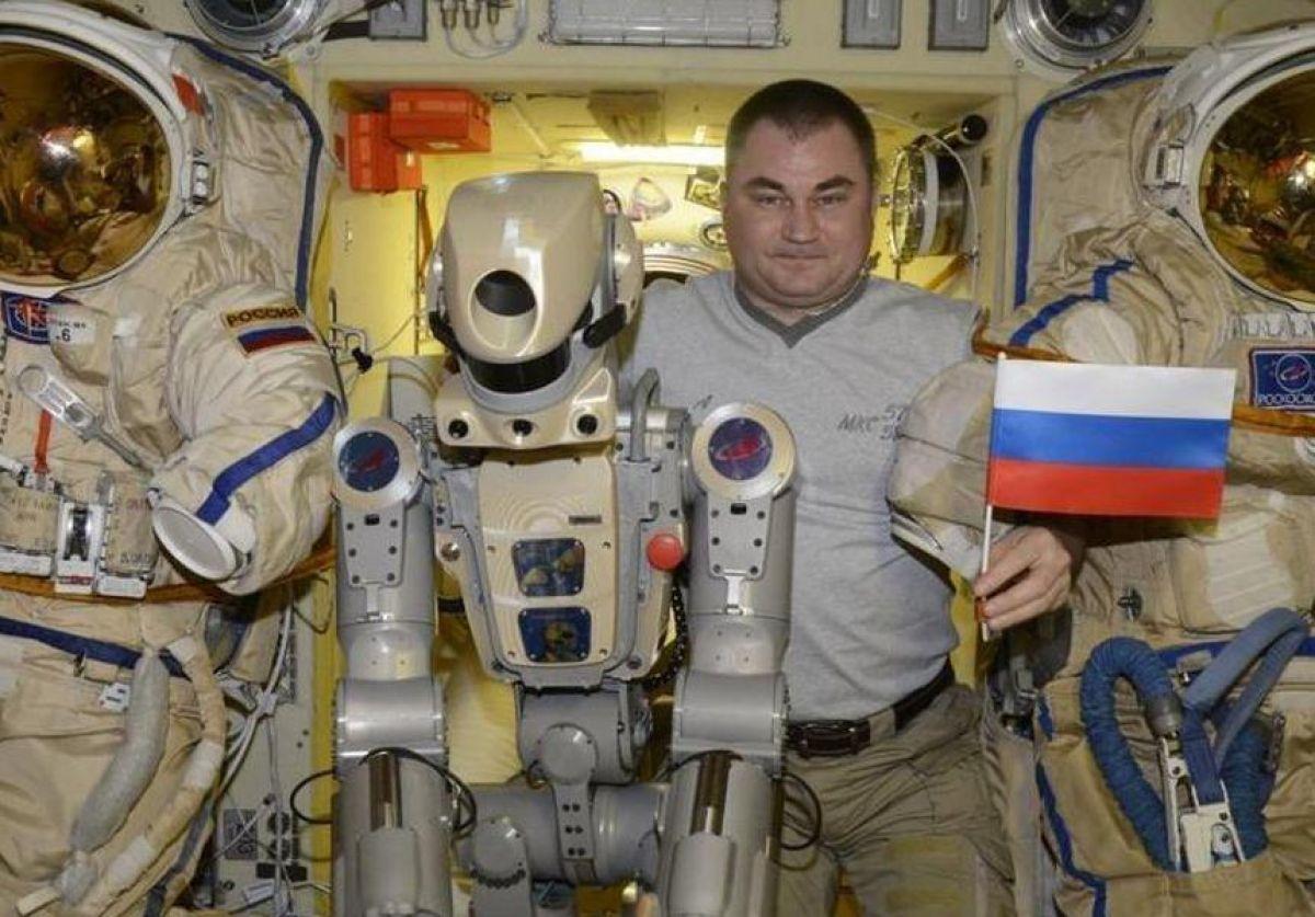 Недавно вернувшийся с МКС космонавт Алексей Овчинин снова готов к полету