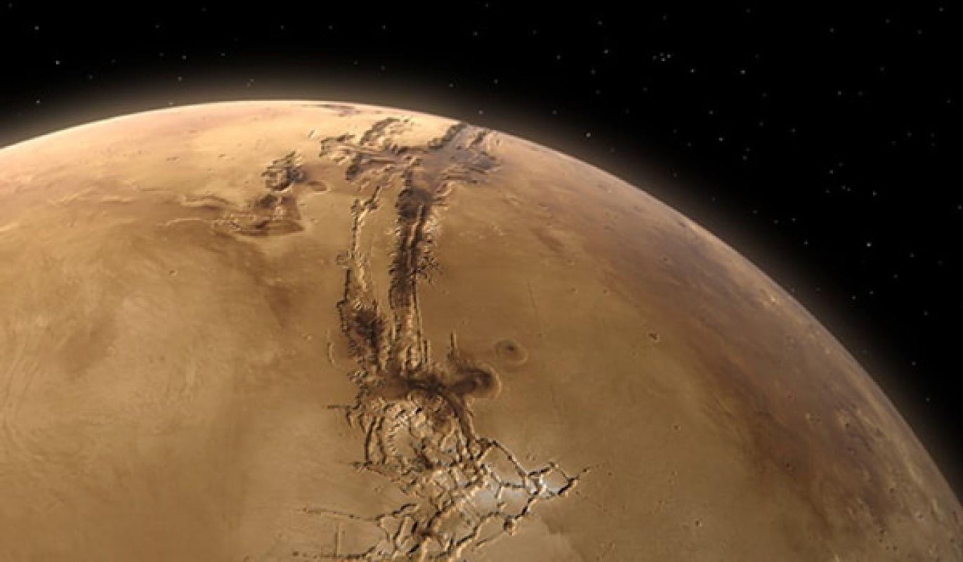 Названы главные достопримечательности Марса
