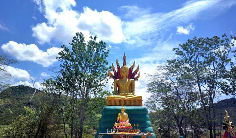 Пришельцы рассказали посетителям тайского храма, когда будет Третья мировая война