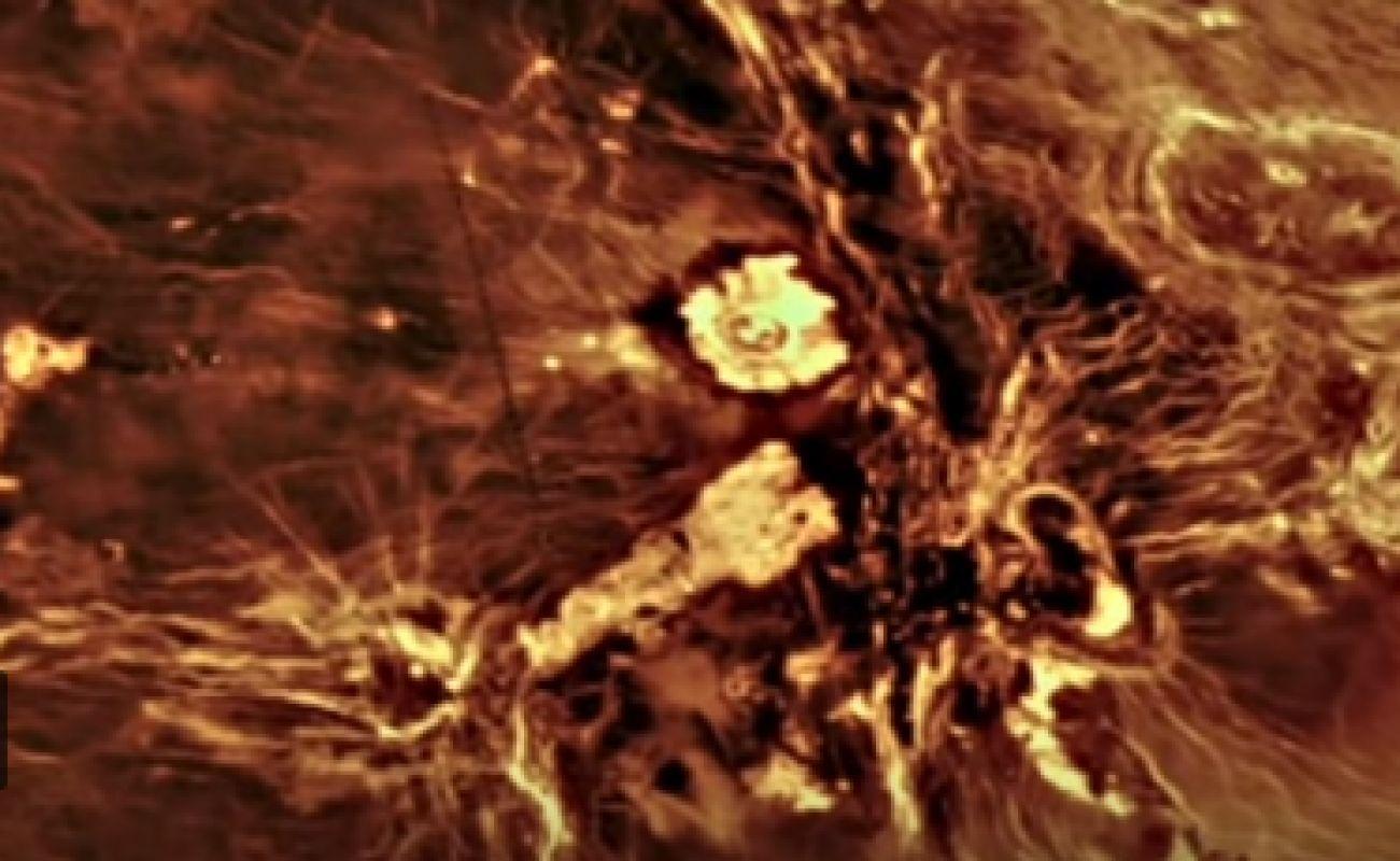 Скотт Уоринг показал кое-что невероятное на Венере, видео