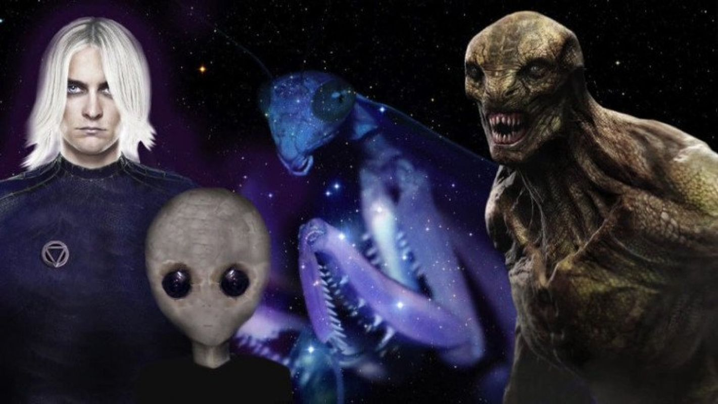 Экс-глава Ми-6 Джон Соэрс сказал, что думает по поводу инопланетян