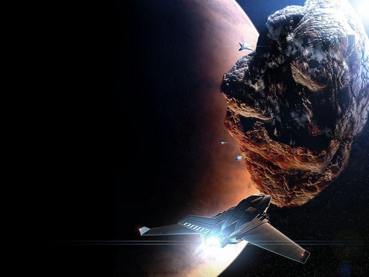 4 способа спасения от гигантского астроида, который движется прямо на Землю