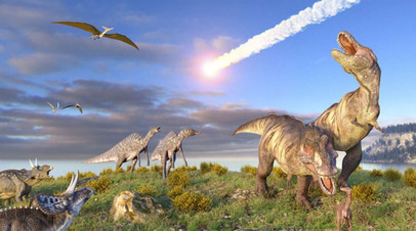 Катастрофические падения астероидов, которые изменили историю планеты Земля