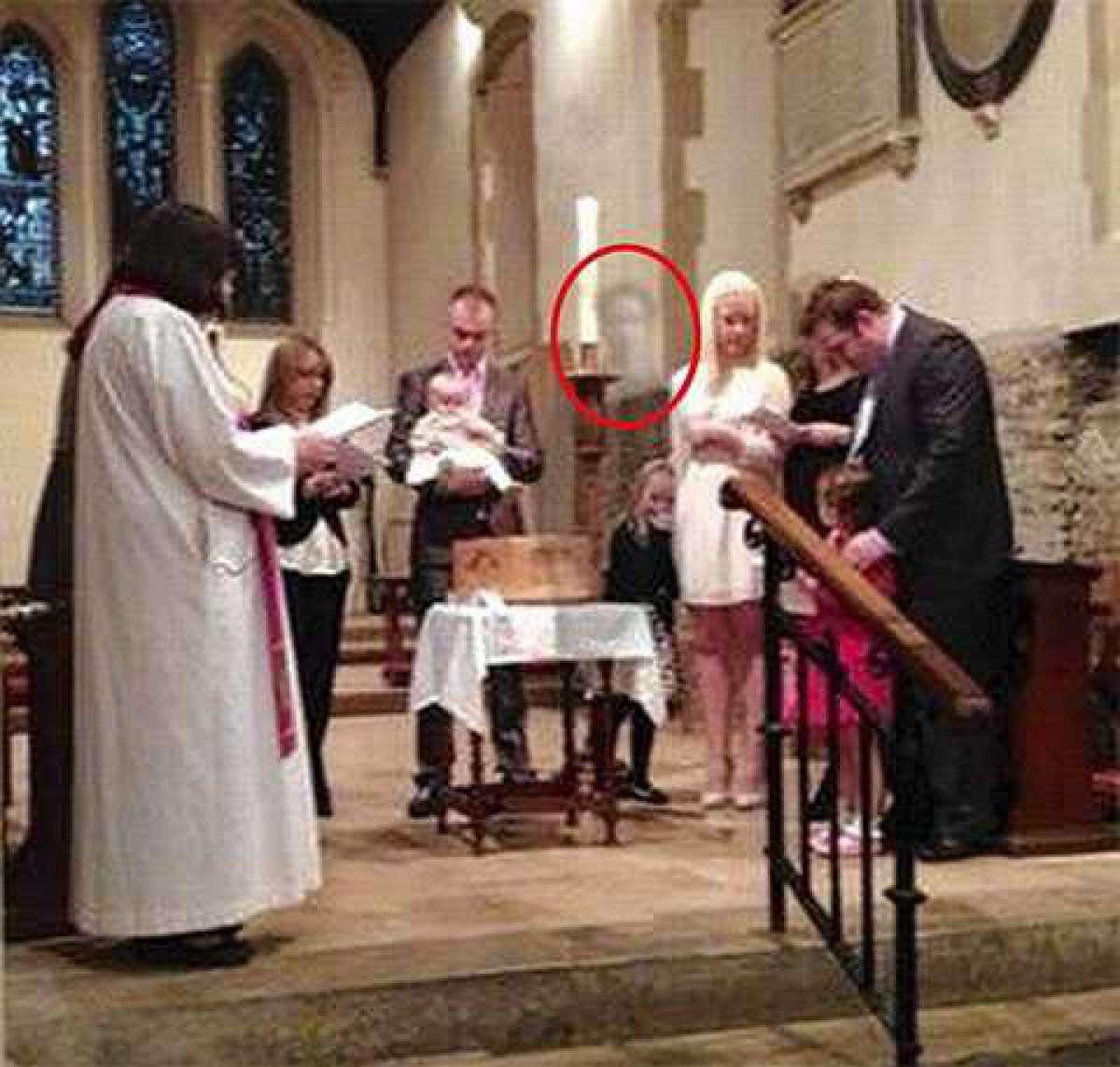 Призрак самоубийцы присутствовал на крестинах собственной внучки