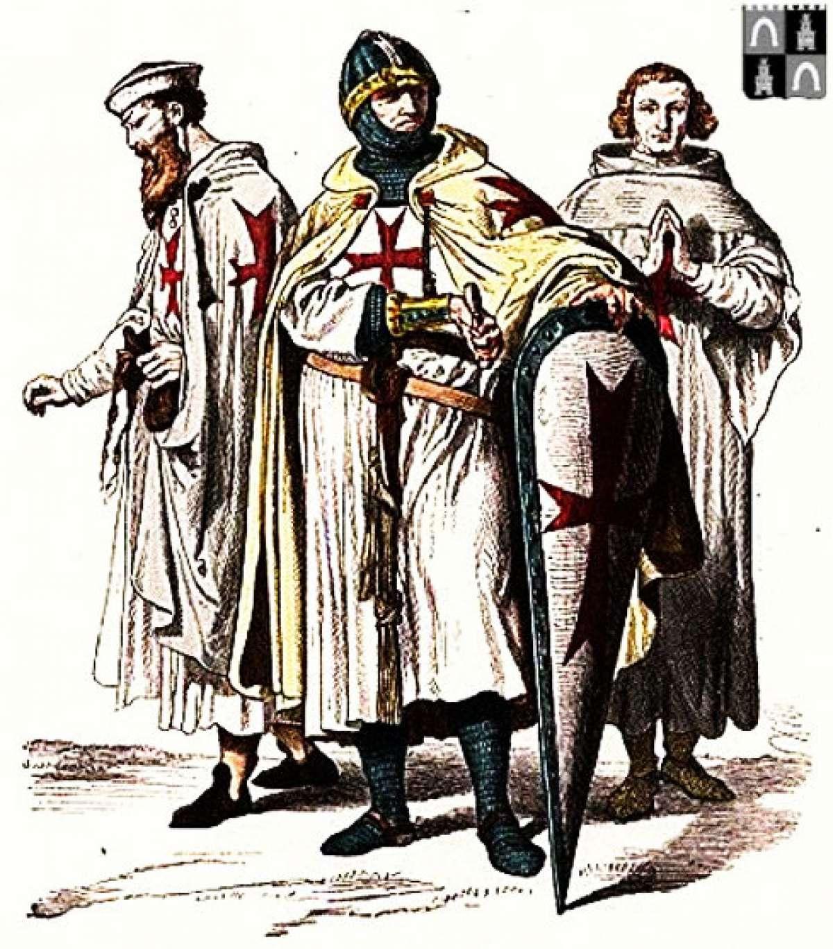 Кем на самом деле являлись тамплиеры? Кому они поклонялись?