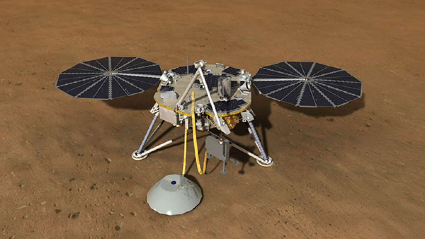 Insight nasa 2016