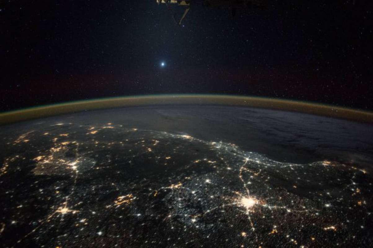 венера с земли фото
