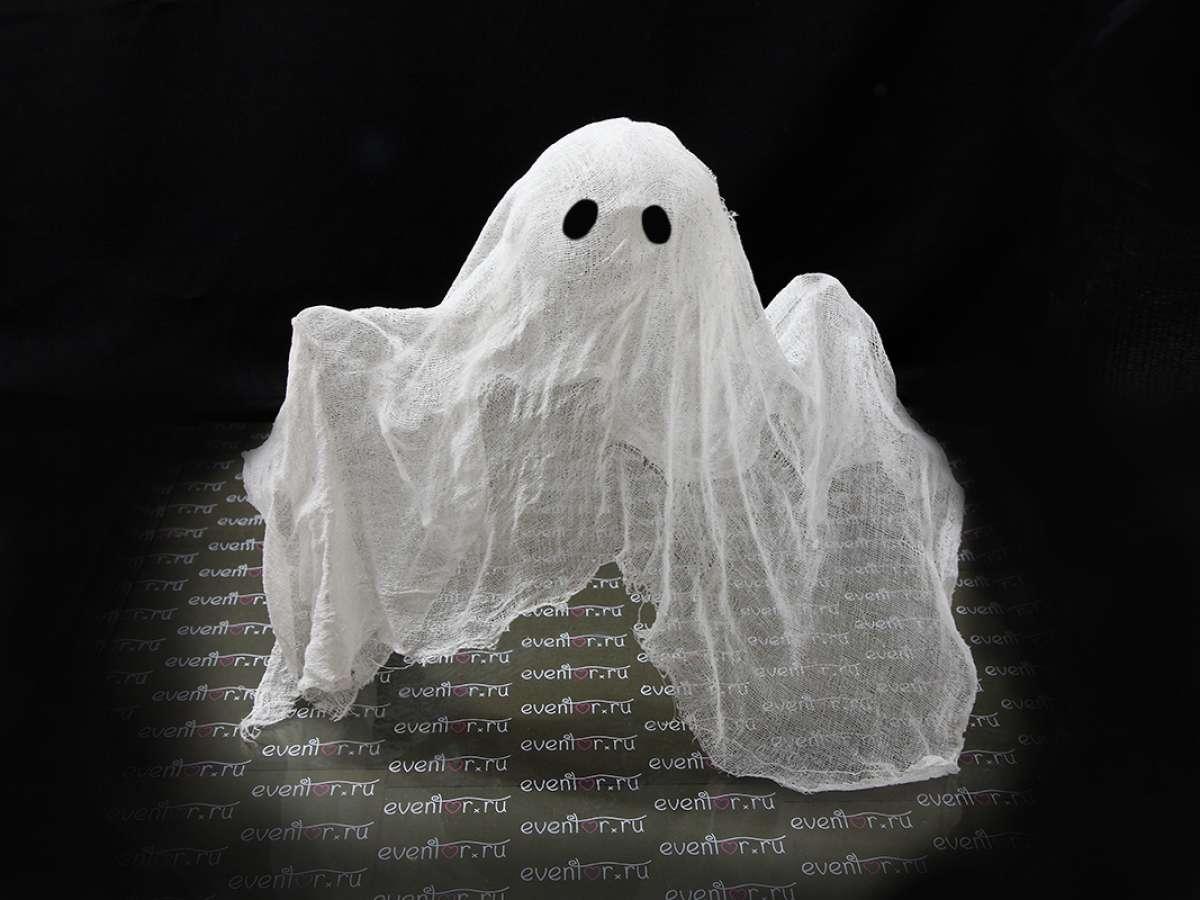 Фото с призраками