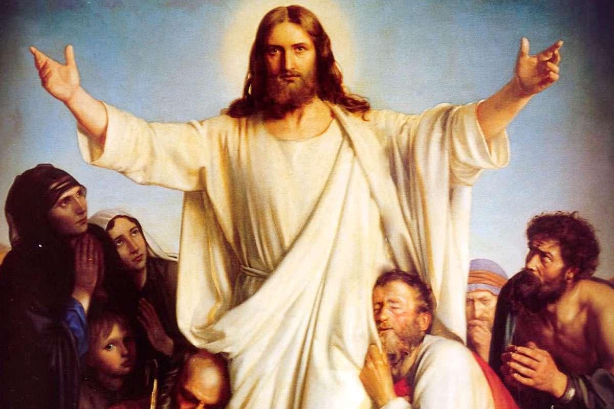 Иисус пришел на землю намного раньше