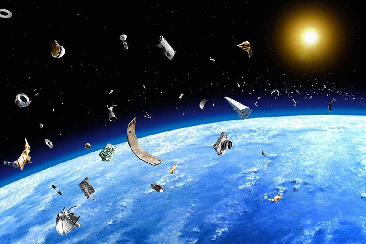 космический мусор картинки микрорайоном соседствуют
