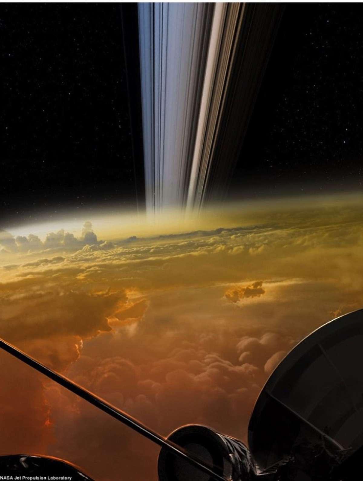 Скачать звуки сатурна