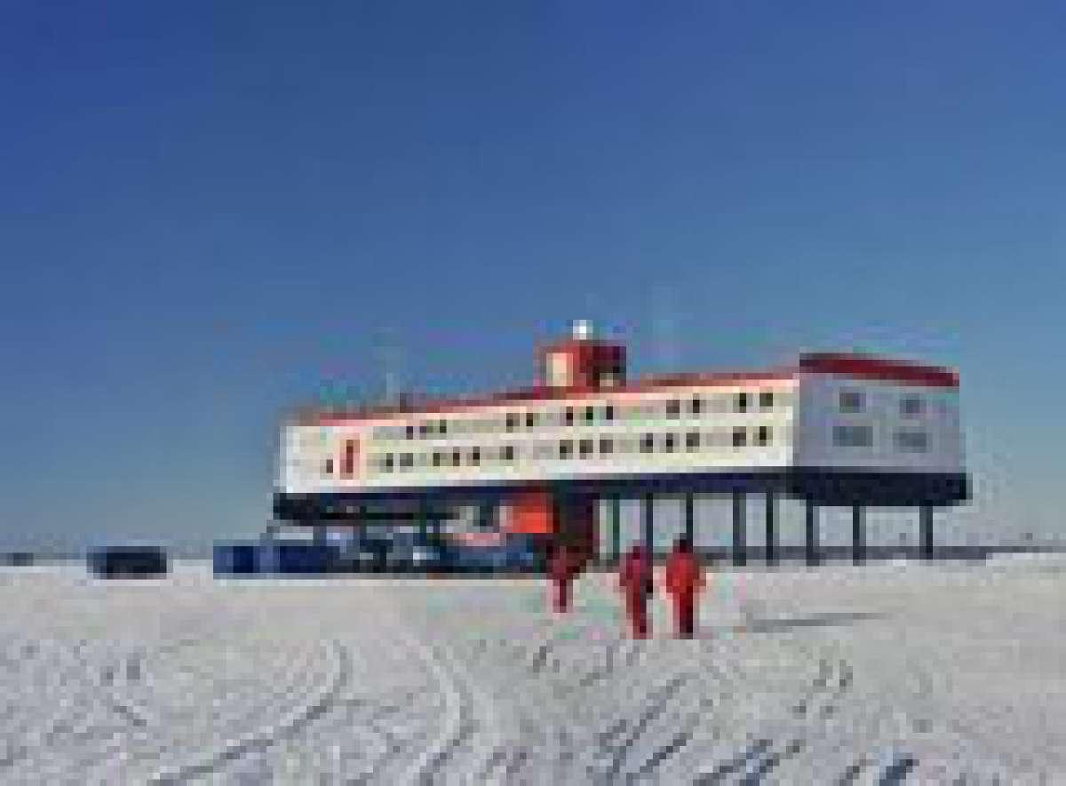 Таинственная Антарктида 36 фото