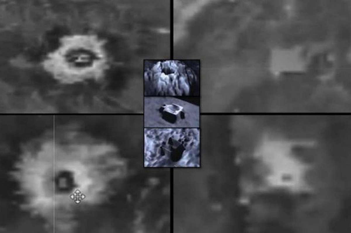 Уфолог обнаружил на Венере инопланетные строения