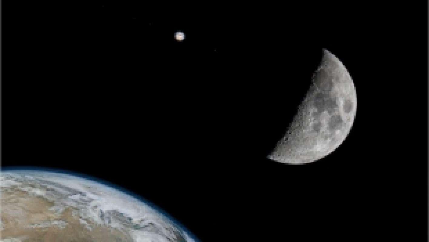 Астрофизики поймали инопланетные сигналы, доносящиеся с Луны