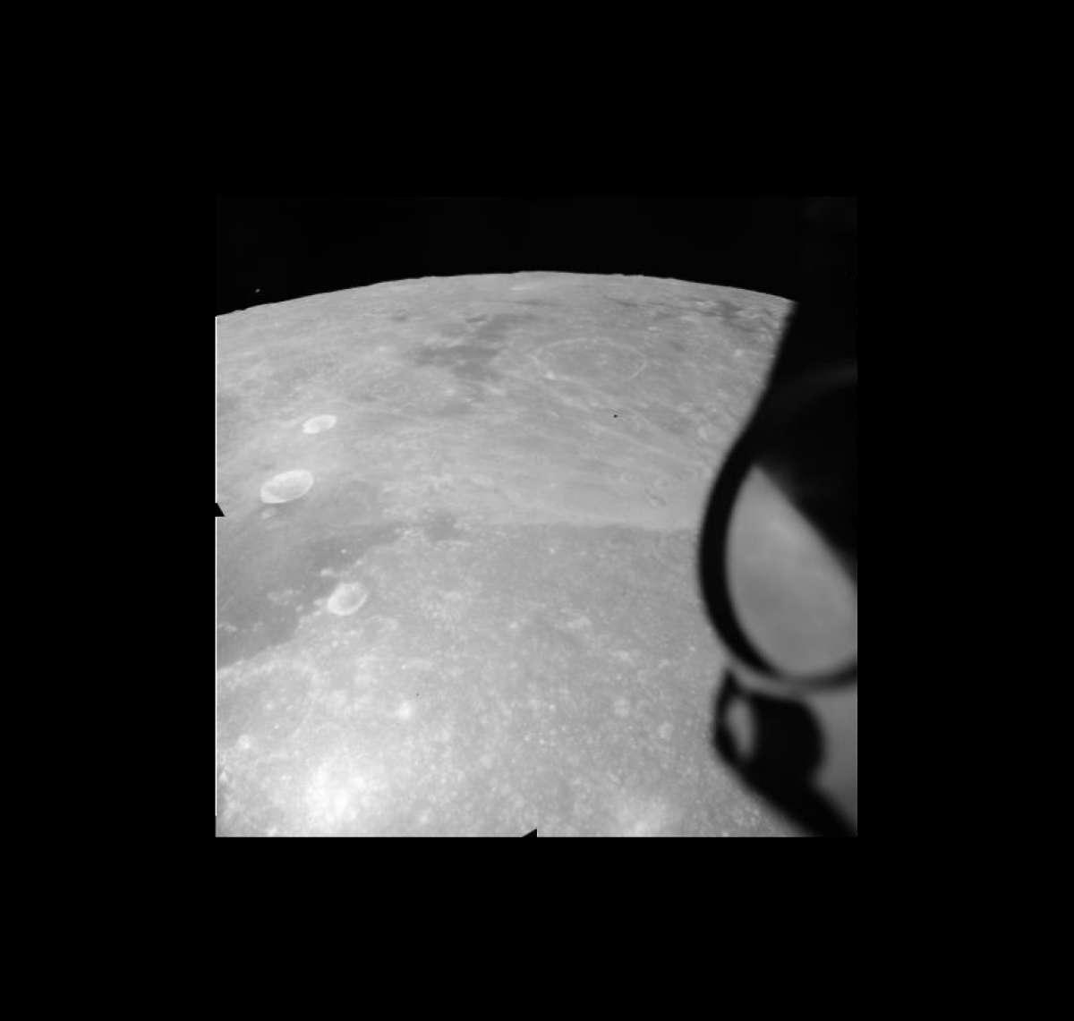 Учёные увидели таинственный НЛО на снимках миссии Аполлон»