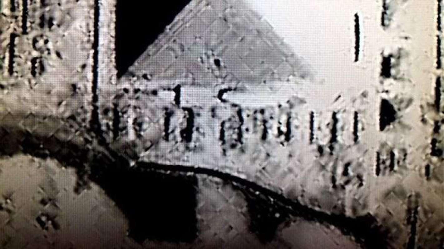 У пирамиды Хеопса нашли послания инопланетян
