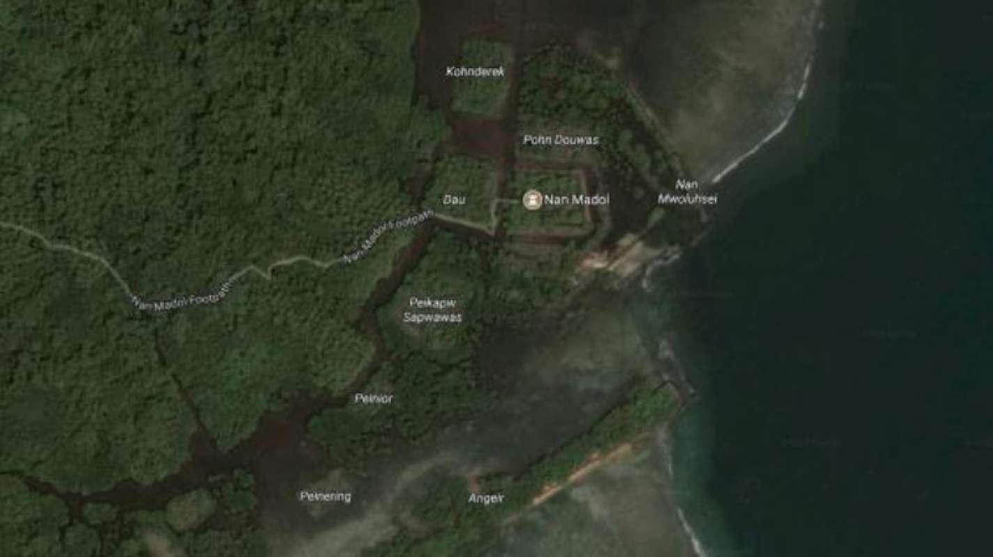 Учёные обнаружили древний город, который может быть частью Атлантиды