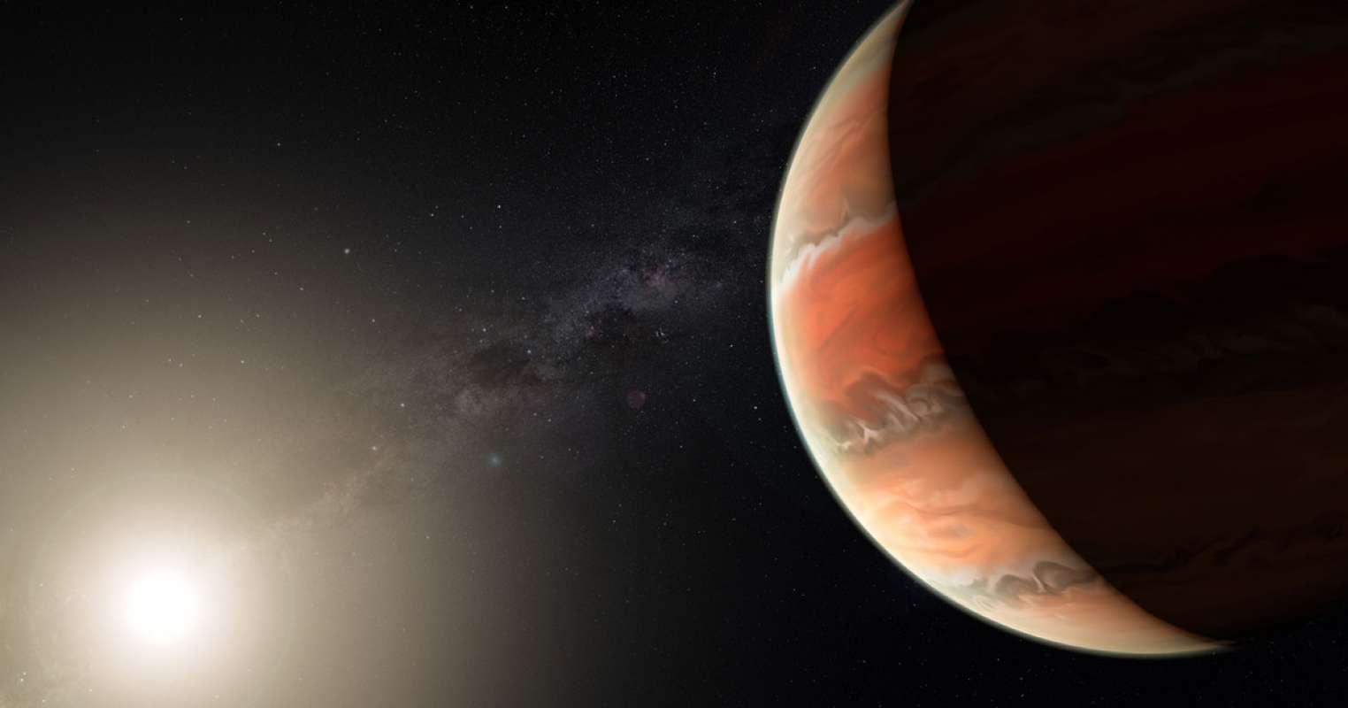Астрономы нашли ненормальную планету в центре галактики