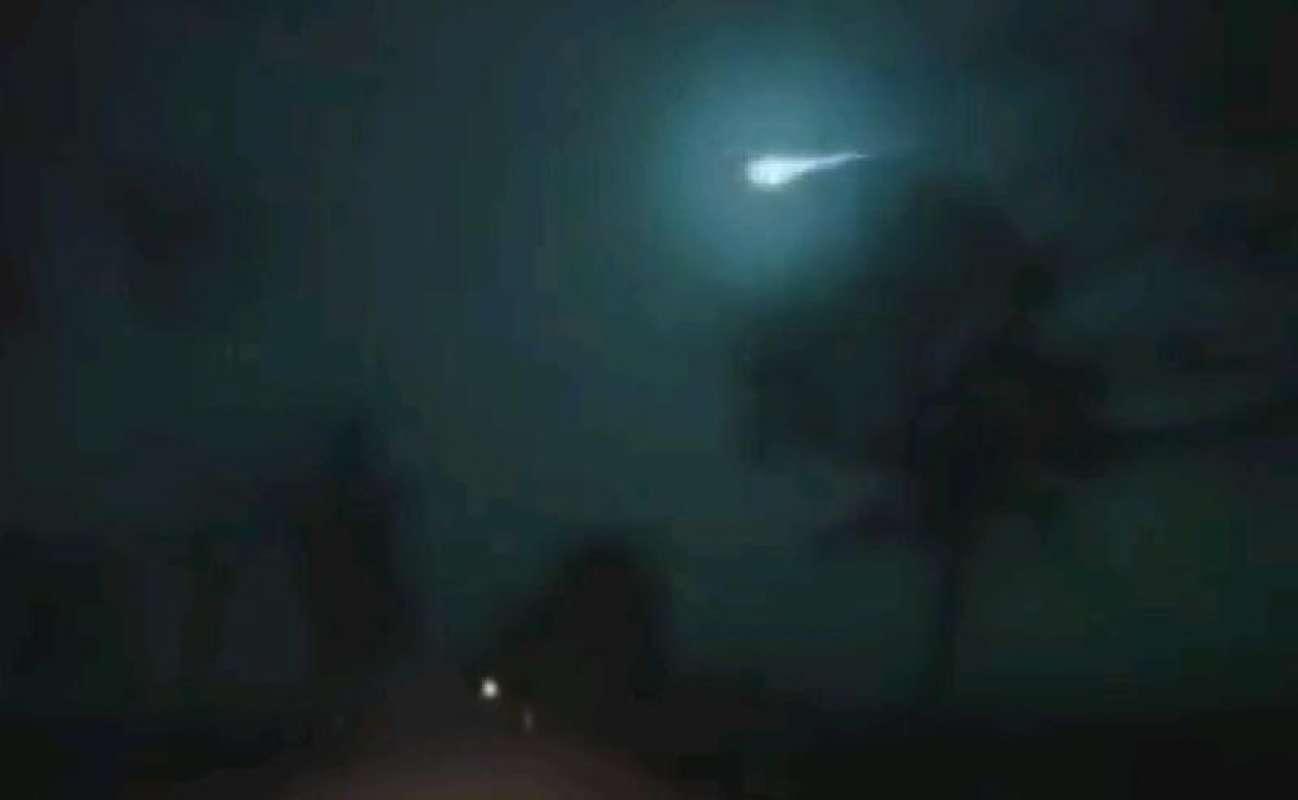 В Канаде раскрыли загадку таинственного «огненного шара» в небе