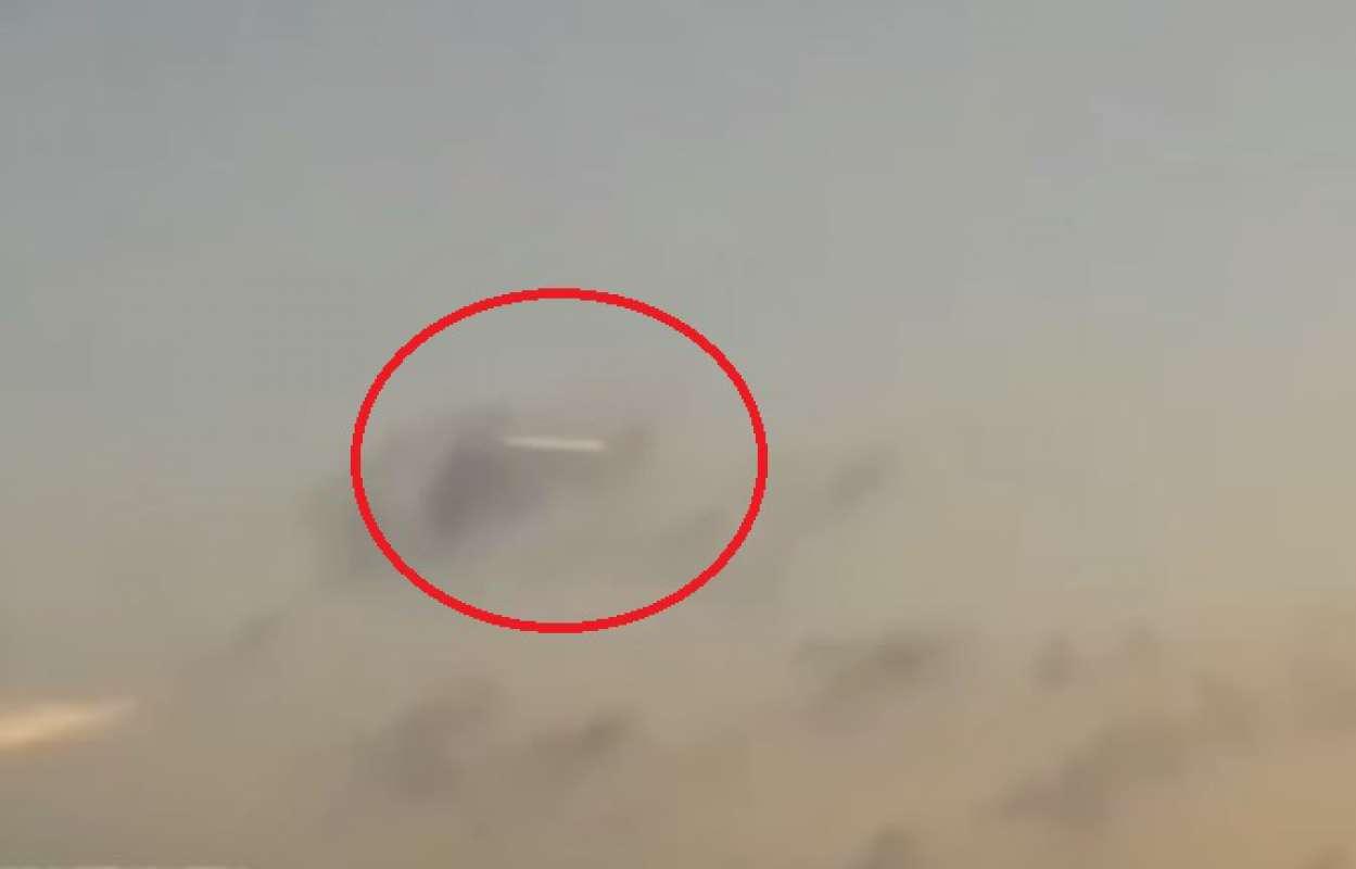 Летающий «Тик-Так»: пилот США рассказал, как выглядел «НЛО» над Тихим океаном