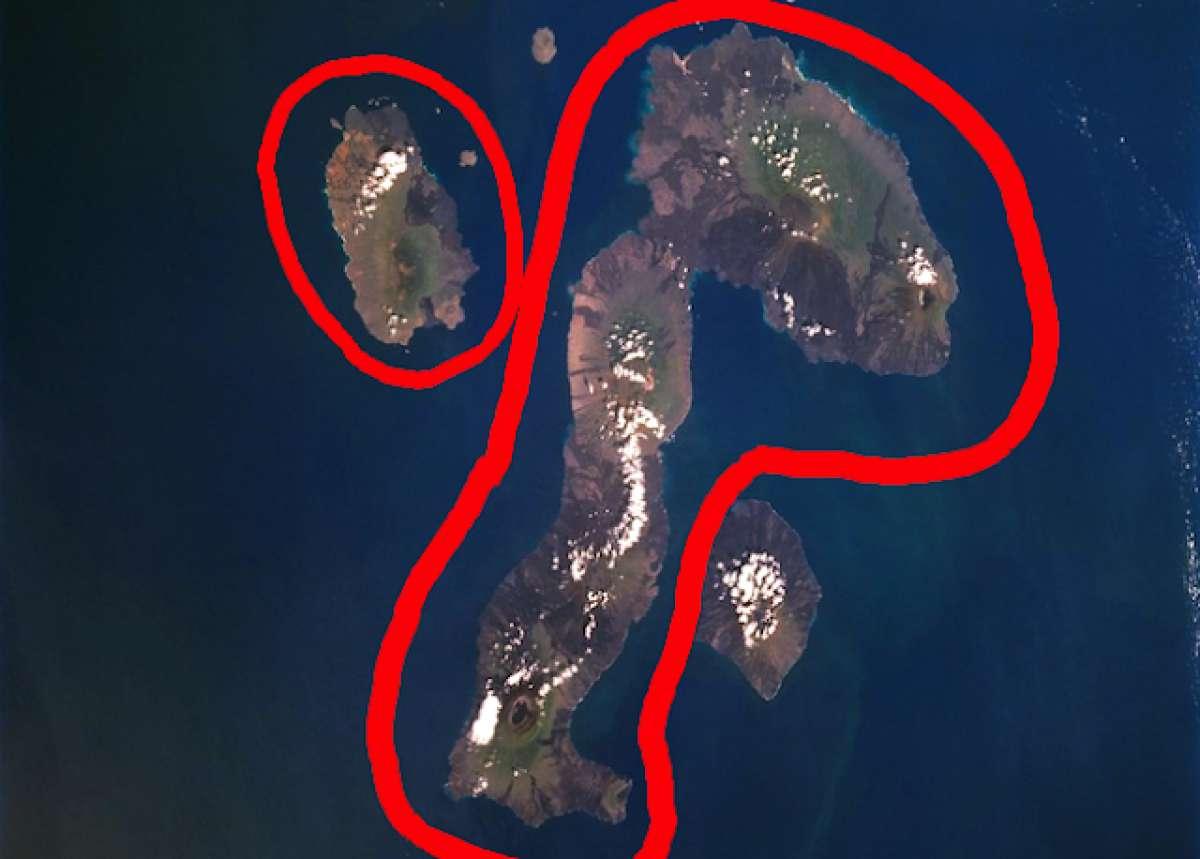 Уфолог считает, что Галапагосские острова раньше были инопланетной базой