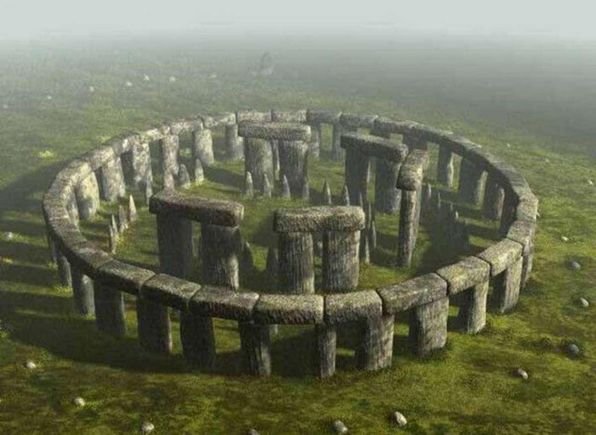 Шесть сооружений на Земле, которые могли построить инопланетяне