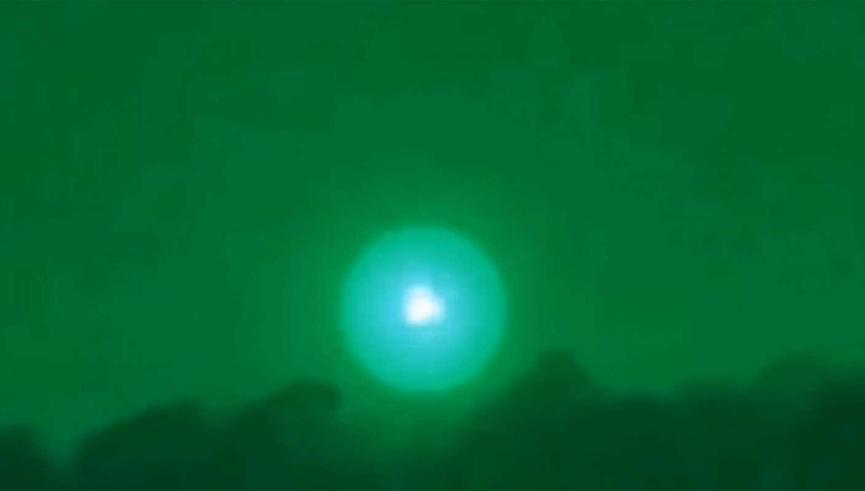 Пользователи Сети пытаются разгадать загадку частого появления НЛО в Северной Каролине