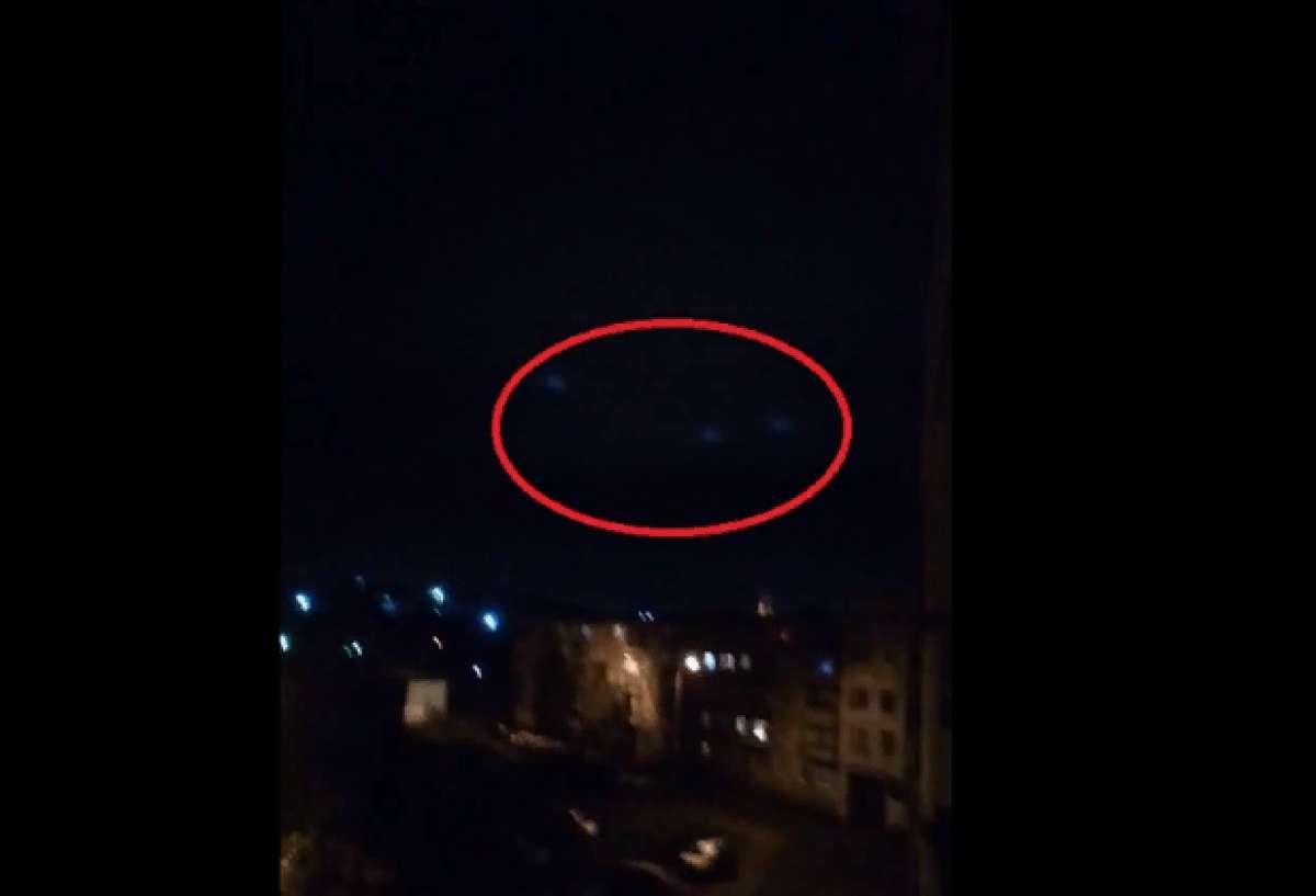 В Мурманске три НЛО ошарашили местных жителей