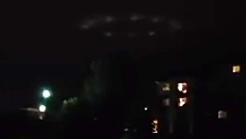 """Первая попытка пришельцев """"атаковать"""" землян в Миннесоте попала на видео и ошеломила Сеть"""