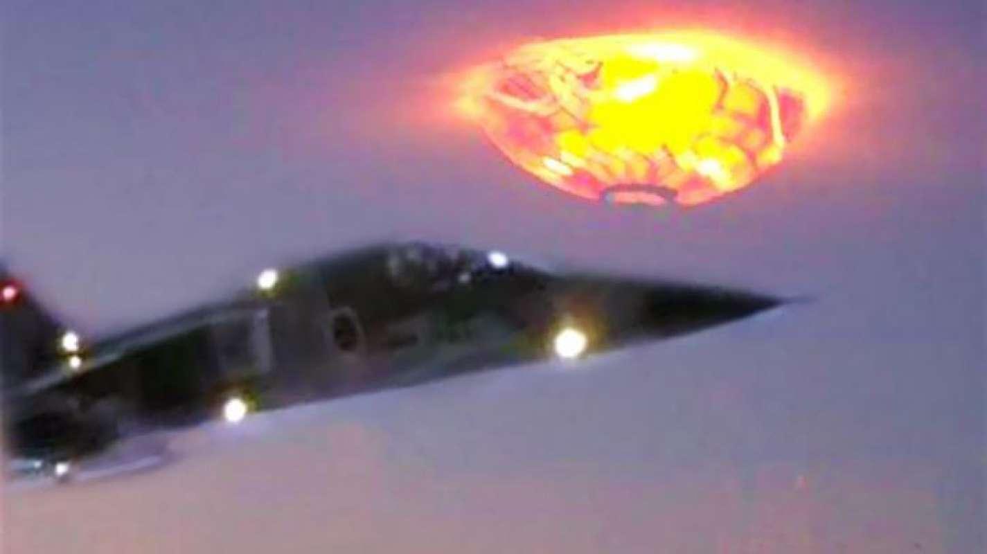 Шокирующие подробности об истреблении трёх японских бомбардировщиков НЛО появились в Сети