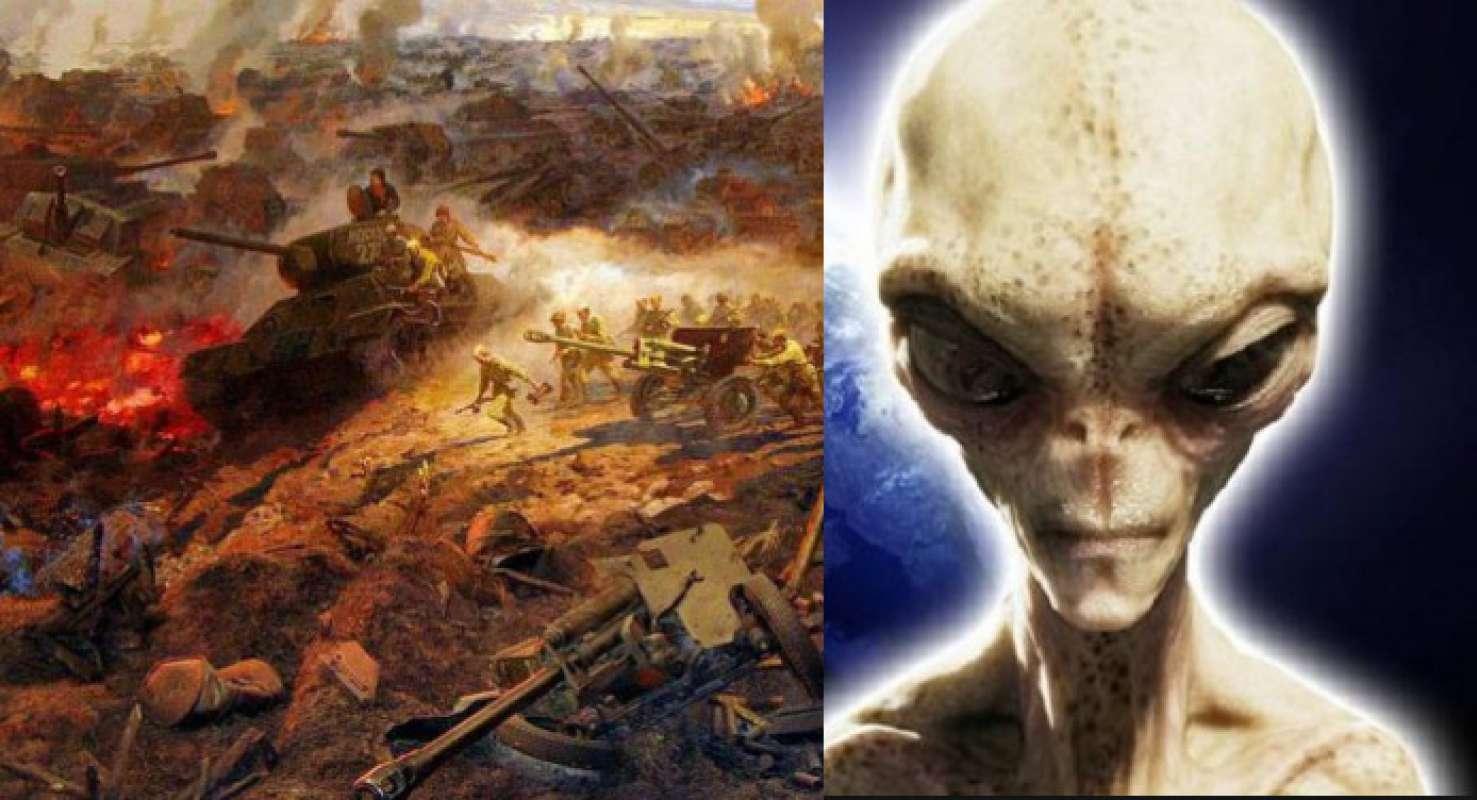 Уфологи: Инопланетяне внимательно наблюдали за Курской битвой