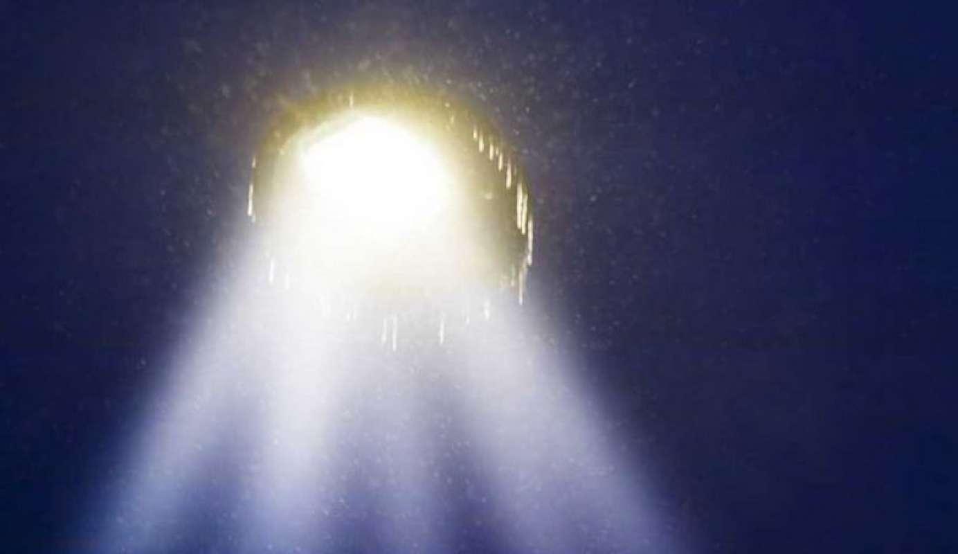 Огни в небе над Калифорнией взволновали уфологов