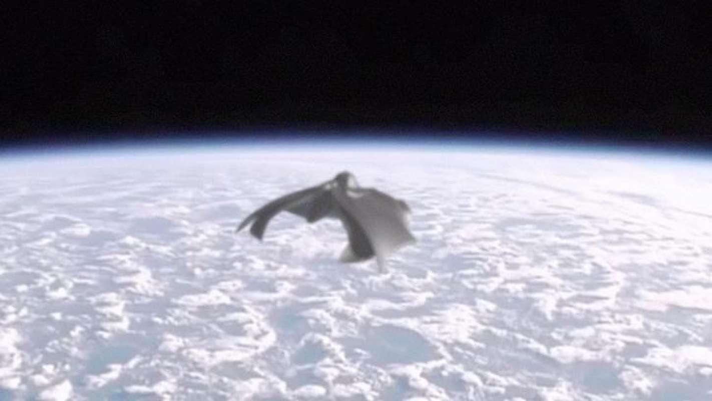 черный рыцарь фото космос что