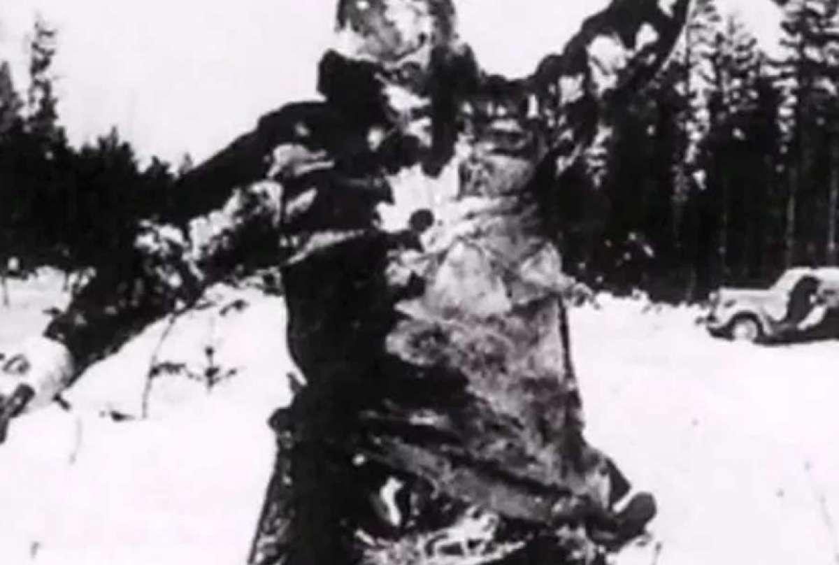 Из рассекреченных документов: Вступившие в контакт с инопланетянами российские солдаты были обращены в камень