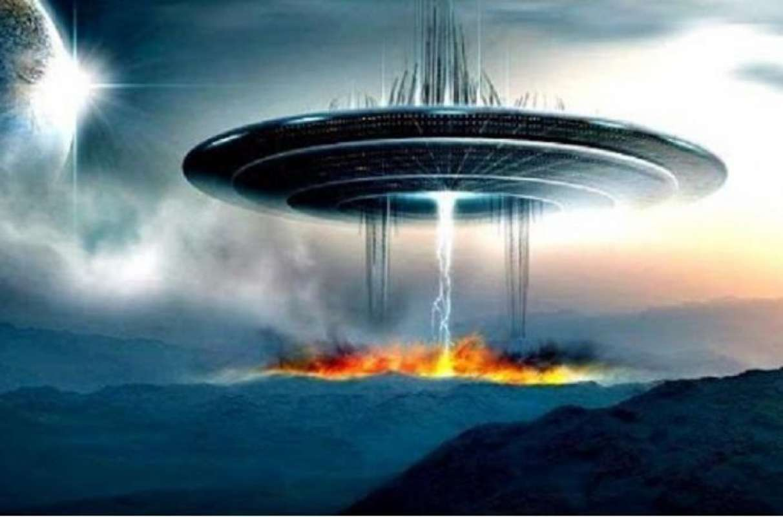 В Северной Каролине очень странные НЛО попали на видео и поразили интернет