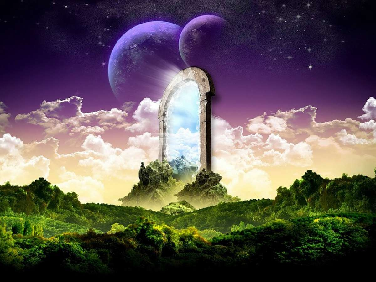 Учёные заявили, что у Вселенной было зеркальное отражение