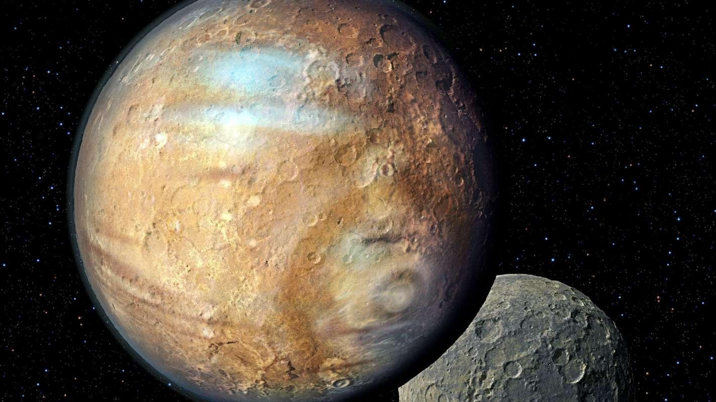 Реальное фото с космоса всех планет
