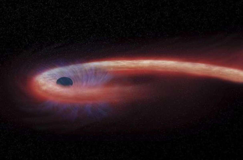Гигантский аномальный объект A10bMLz вскоре войдёт в атмосферу Земли