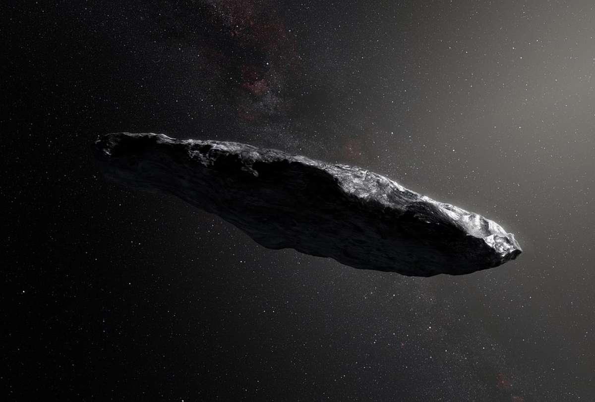 Профессор из Гарварда настаивает, что Оумуамуа - инопланетный корабль, и никто его не переубедит