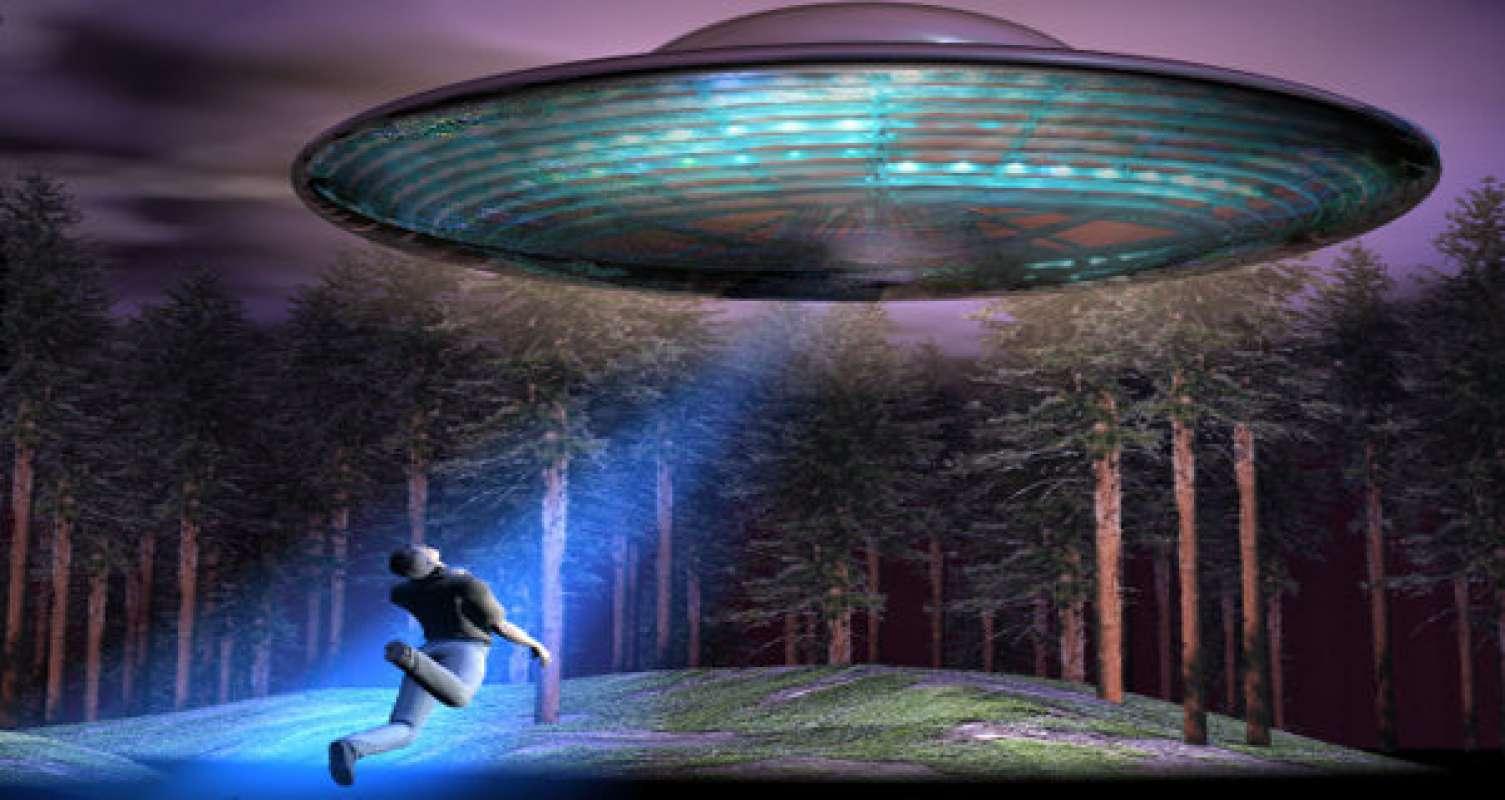 В США мужчина неожиданно вспомнил, что его похитили пришельцы десять лет назад
