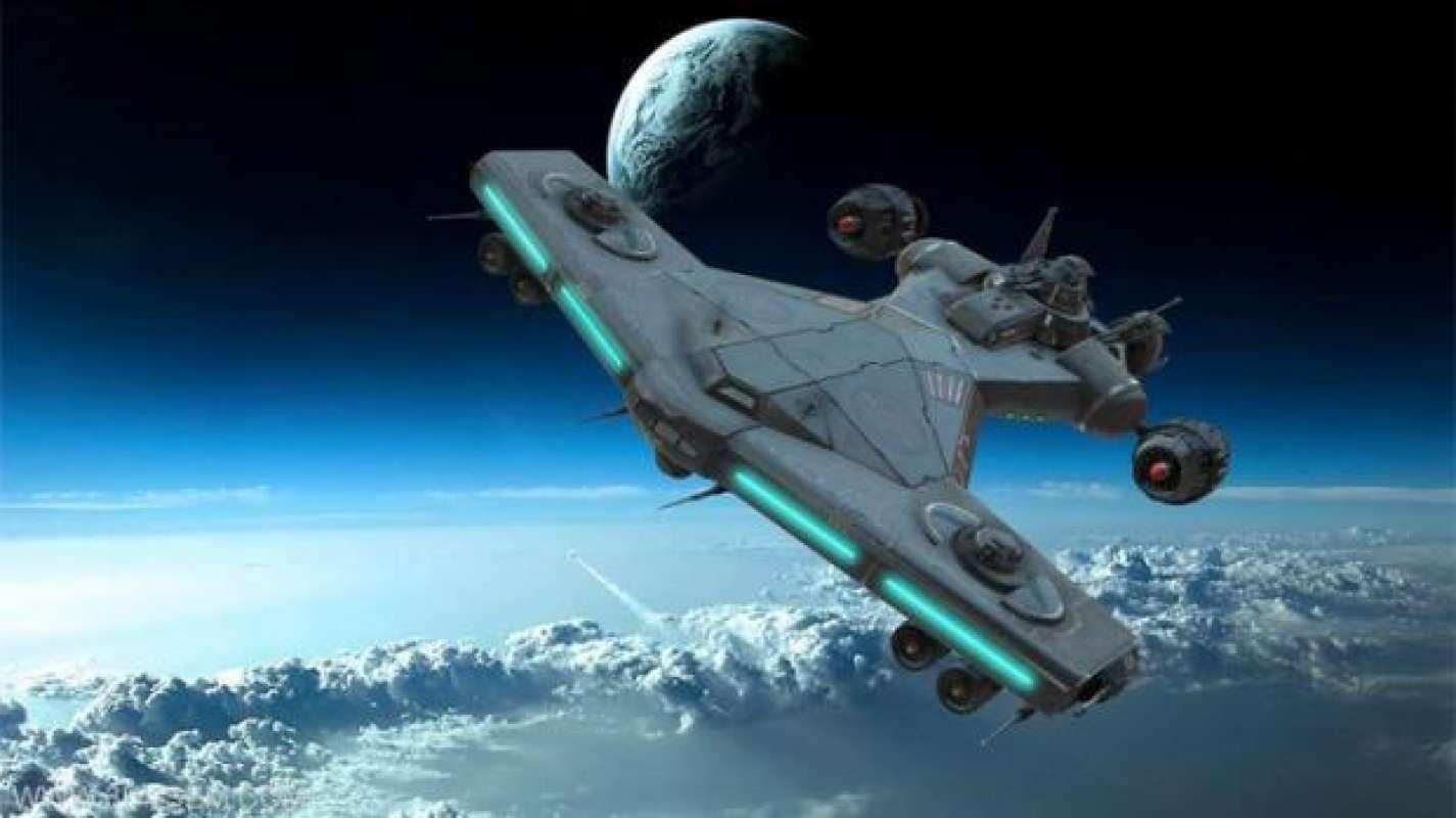 Возле МКС появилась огромная «летающая тарелка», СМИ вовсю пишут об этом и есть видео