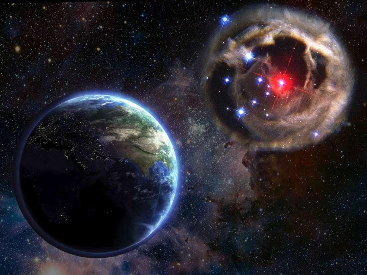 Венгр сфотографировал неизвестную гигантскую планету возле Земли? Невероятное фото поразило сеть