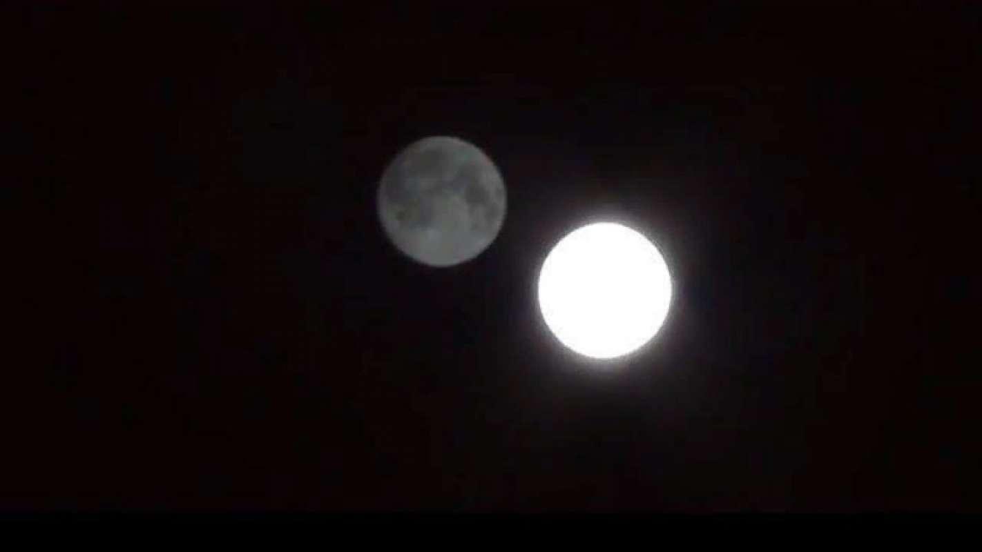 Удивительный объект в небе над Техасом попал на видео