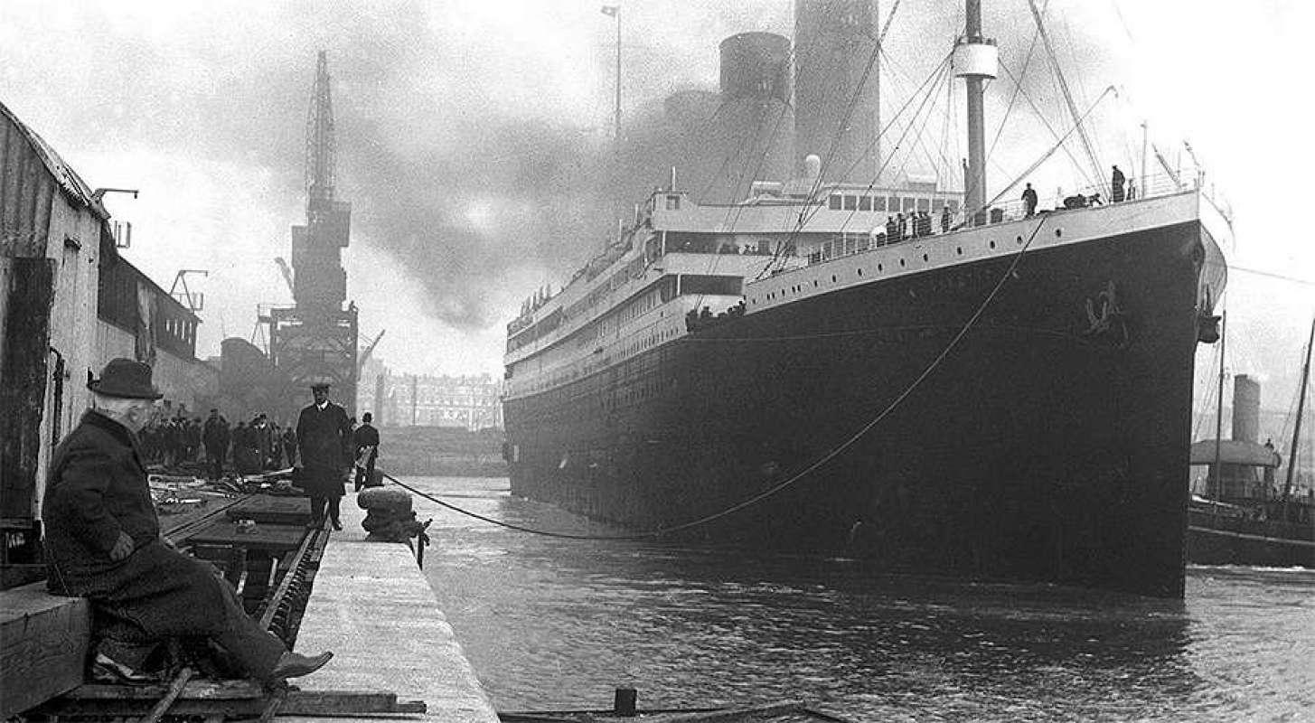 Исследователи рассказали о невероятных событиях на родине «Титаника», и о том, какими жуткими делами там занимались пришельцы