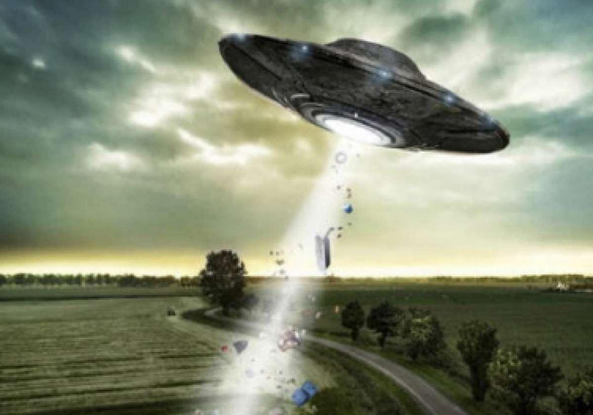 Что за НЛО? Непонятное зрелище обескуражило жителей Кемерово и попало на видео