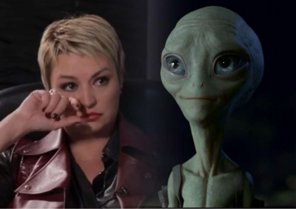 Катя Лель опубликовала любопытное видео НЛО, наблюдавших за ней и её дочкой Эми
