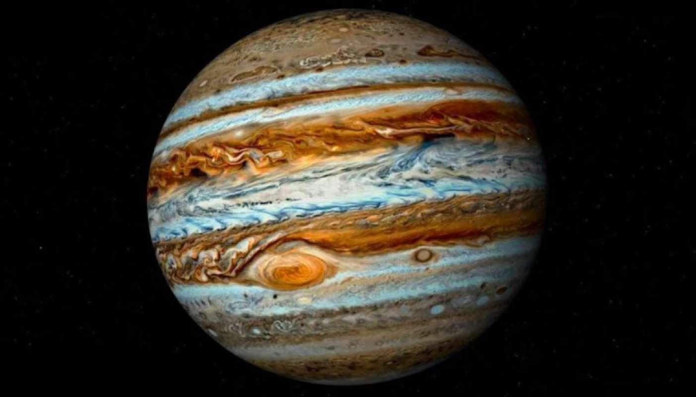 Загадочные образования на Юпитере заинтересовали учёных