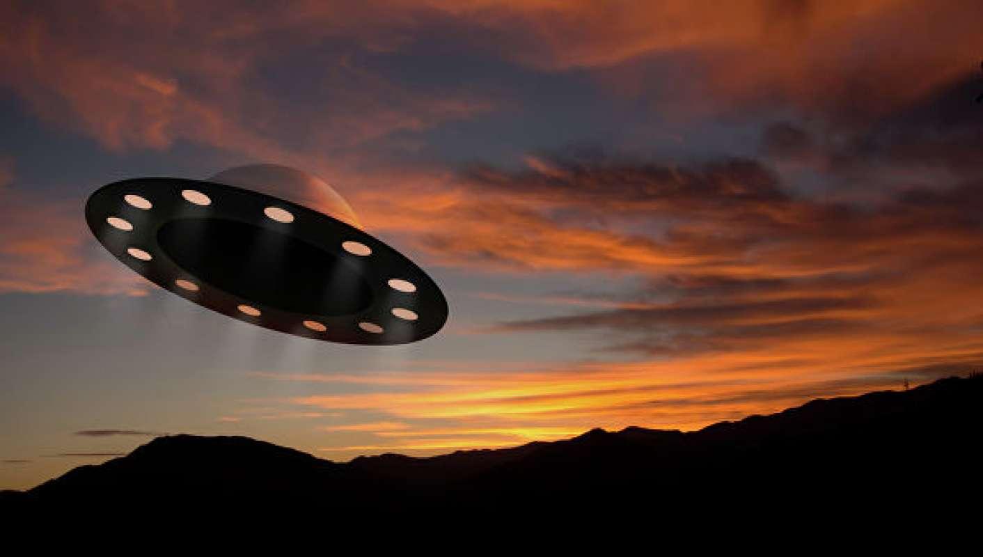 Скотт Уоринг обнаружил НЛО в Мексике и показал интересный снимок в сети