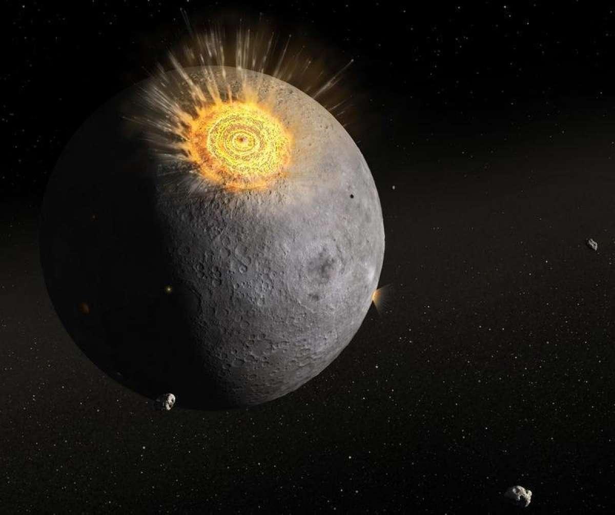 Невероятные явления на Луне, фиксирующиеся аппаратом NASA, озадачили исследователей